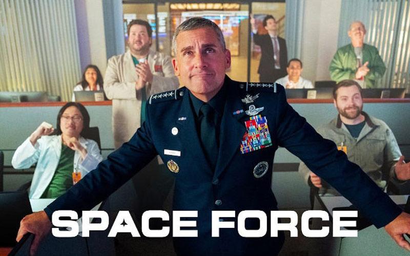 ซีรีย์ออนไลน์ที่อยากแนะนำเรื่อง-Space-Force
