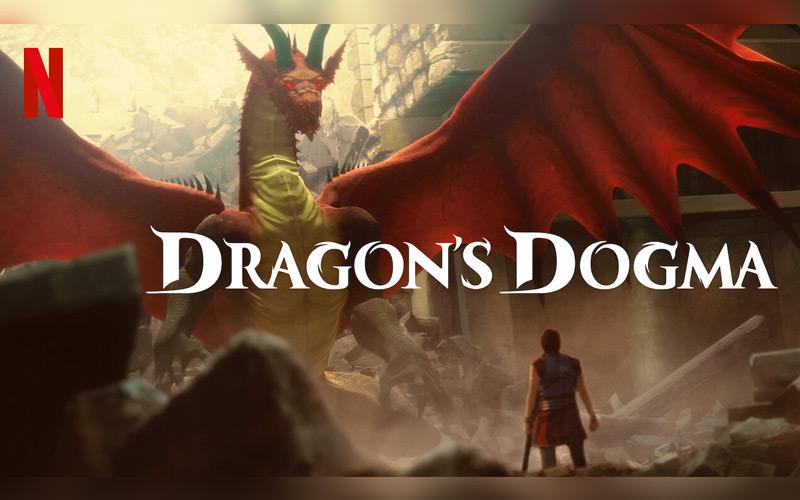 ซีรี่ย์ออนไลน์ Dragon's Dogma Netflix อนิเมะจากเกมชื่อดัง