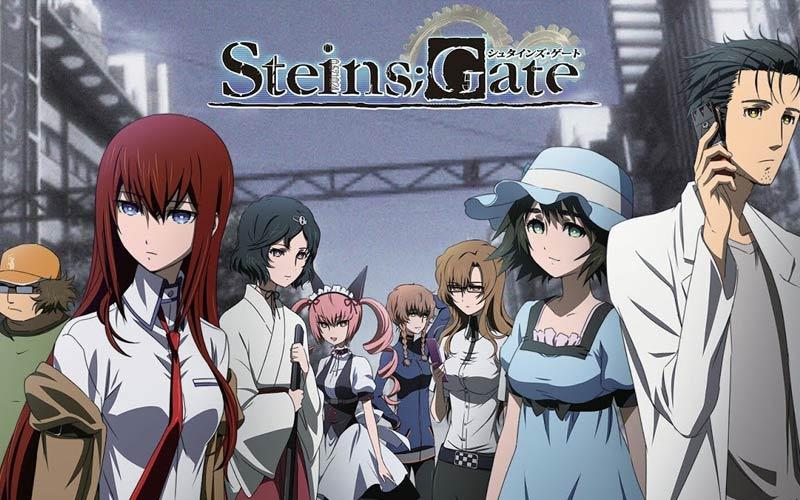 ดูซีรี่ย์ Steins Gate ฝ่าวิกฤตพิชิตกาลเวลา