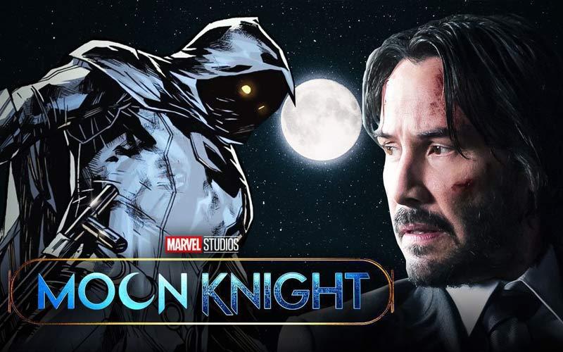 ลือ มาร์เวล ดึง คีอานู รีฟ แสดงซีรี่ย์ออนไลน์เรื่อง Moon Knight
