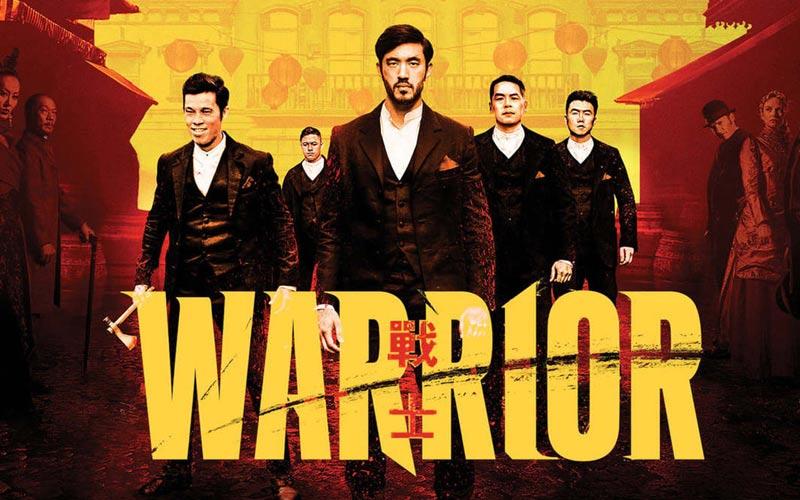 Warrior Go ซีรีส์จีน กังฟู แก๊งสเตอร์ ไชน่าทาวน์