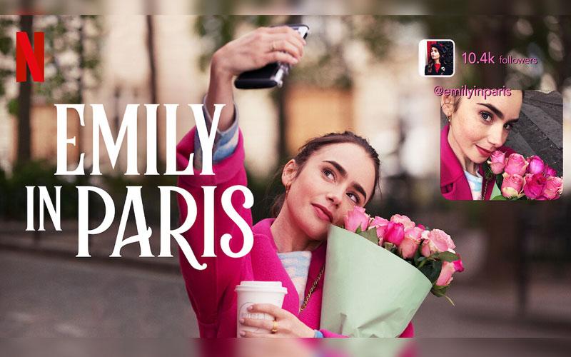 ซีรี่ย์ออนไลน์ Emily In Paris อีกหนึ่งเรื่องราวขายฝันของสาวอเมริกา