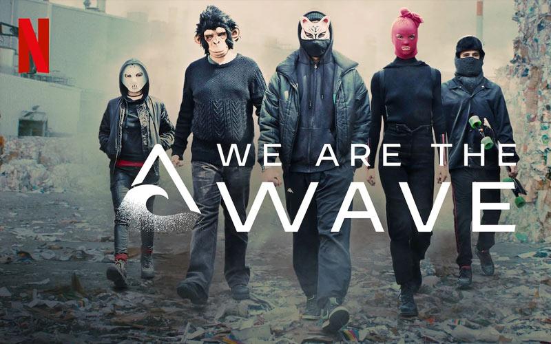 ซีรี่ย์ออนไลน์ แนะนำในท้องเรื่อง We Are The Wave