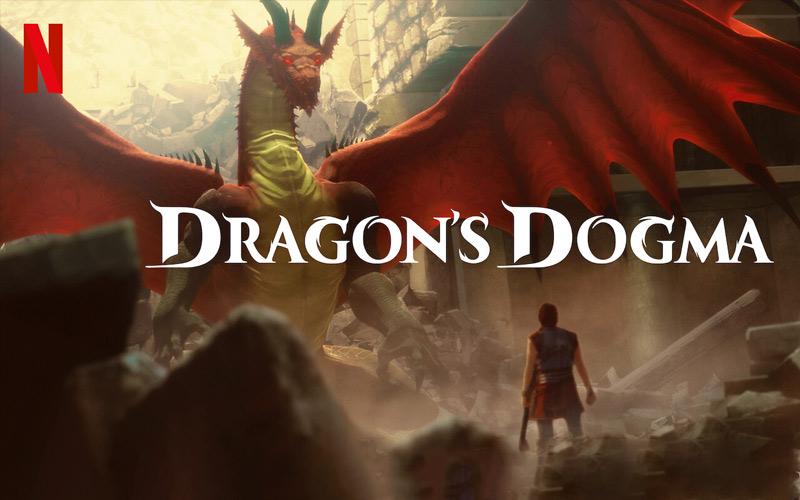 ซีรี่ย์ Netflix ซีรี่ย์การ์ตูนอนิเมะ Dragon's Dogma เลือดสาดสุดมันส์จากเกม RPG ชื่อดัง