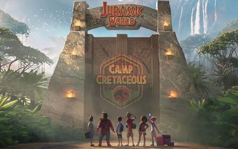 ดูซีรี่ย์ Jurassic World Camp Cretaceous จูราสสิค เวิลด์ ค่ายครีเทเชียส