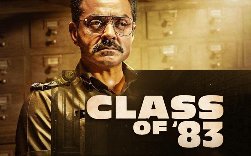 Class Of '83 ซีรี่ย์อินเดีย อ้างอิงจากเรื่องจริง