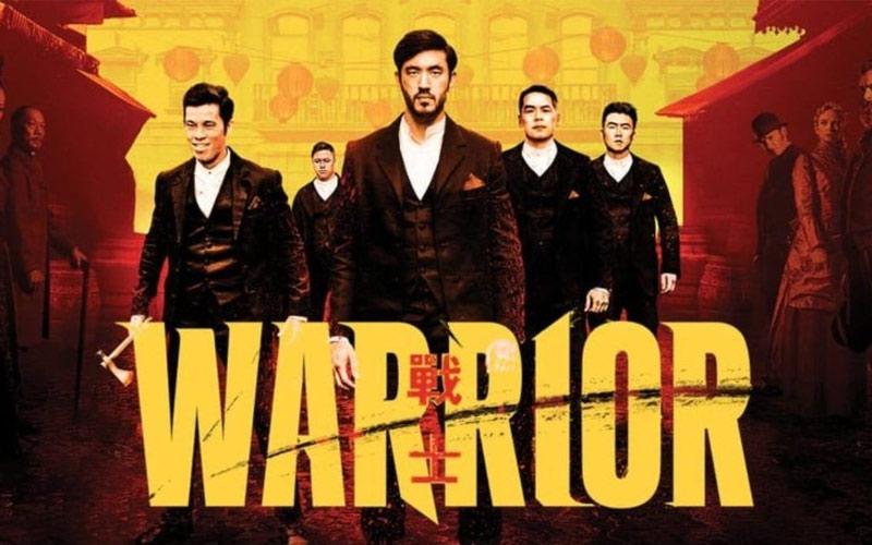Warrior Ss2 HBO Go การกลับมาของซีรี่ย์จีน กังฟู+แก๊งสเตอร์