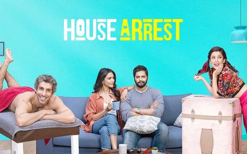 ซีรี่ย์ House Arrest ล็อกบ้านขังตัว