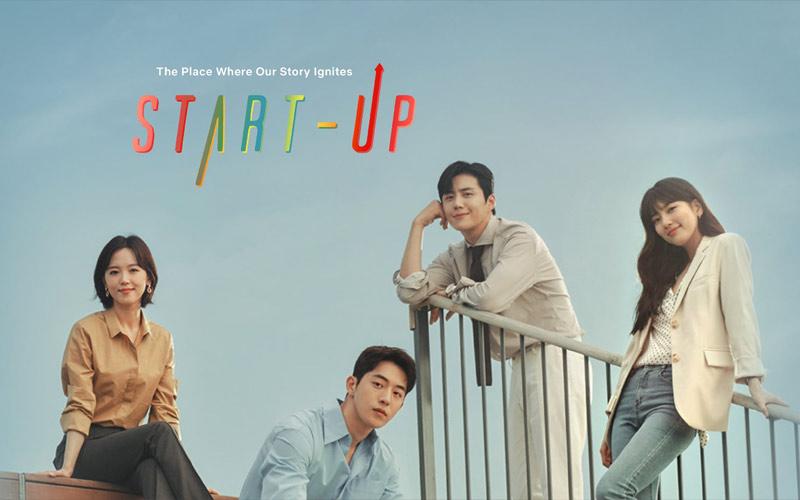 ซีรีส์เกาหลี Start-Up (Netflix)