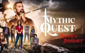 ดูซีรี่ย์ออนไลน์ Mythic Quest: Raven's Banquet