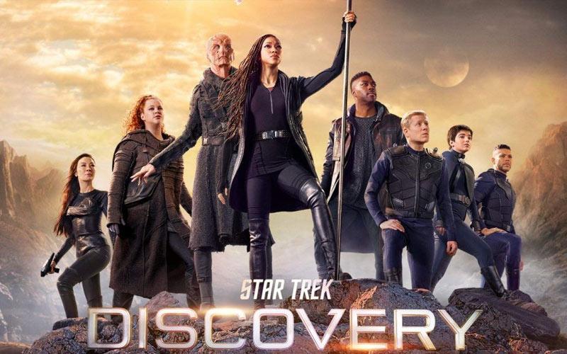 ดูซีรี่ย์ออนไลน์ Star Trek Discovery Ss3 Netflix