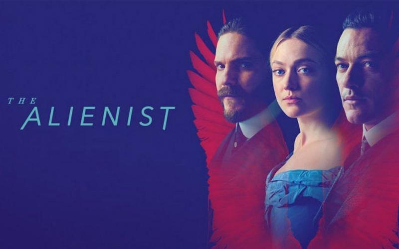 ดูซีรี่ย์ออนไลน์ The Alienist ss2 Netflix The Angel of Darkness