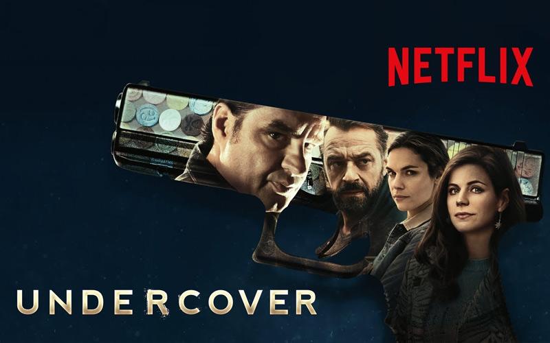ดูซีรี่ย์ออนไลน์ Undercover Netflix