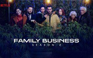 ดูซีรี่ย์ออนไลน์ Family business season 2
