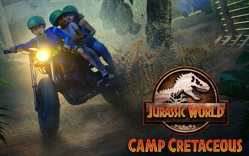 ดูซีรี่ย์ออนไลน์ Jurassic World : Camp Cretaceous Seasons 2