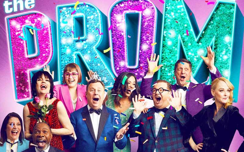 ดูซีรี่ย์ออนไลน์ The Prom (Netflix