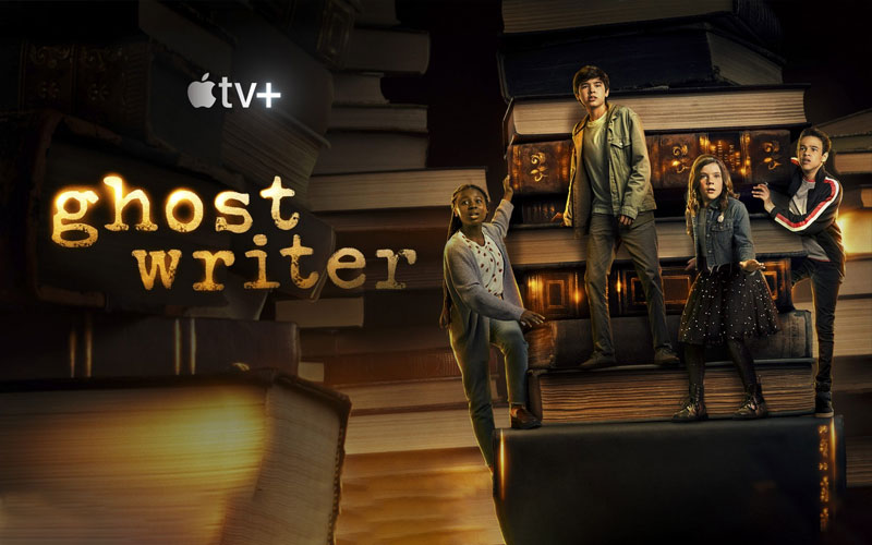 ดูซีรี่ย์ออนไลน์ Ghostwriter