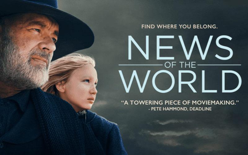 ดูซีรี่ย์ออนไลน์ News Of The World (Netflix)