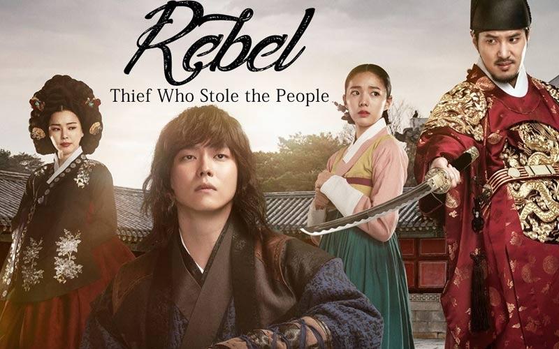ฮงกิลดง วีรบุรุษแห่งโชซอน (Rebel: Thief Who Stole the People) - ดูซีรี่ย์