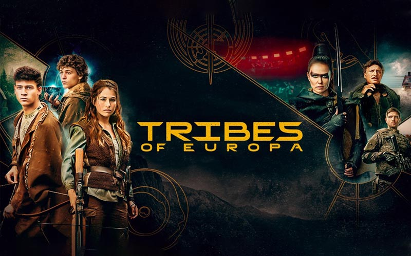 ดูซีรี่ย์ออนไลน์ Tribes Of Europa