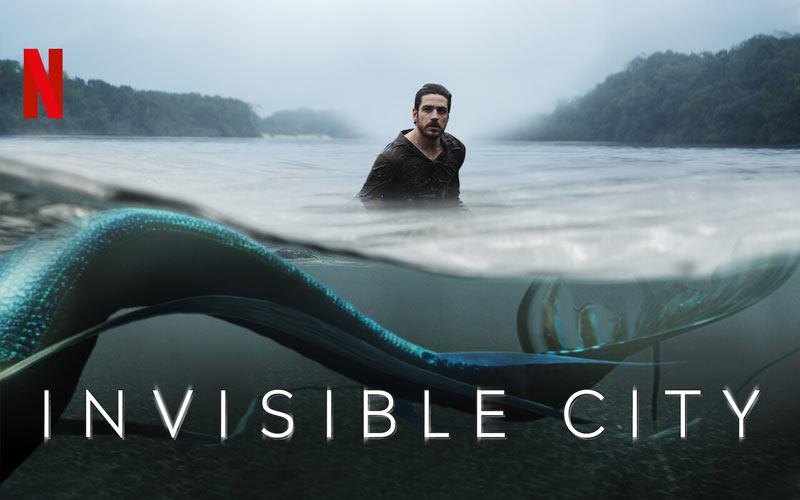 ดูซีรี่ย์ออนไลน์ Invisible City
