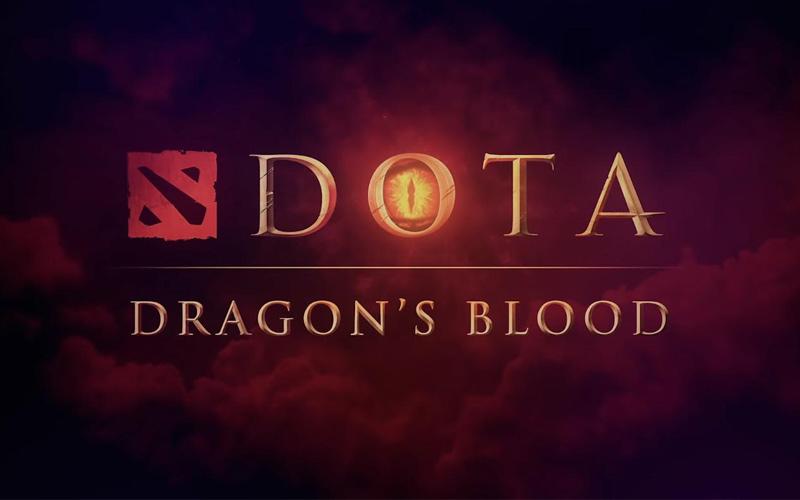 ดูซีรี่ย์ออนไลน์ DOTA : Dragon's Blood