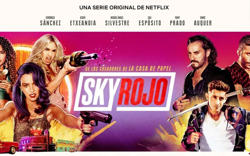 ดูซีรี่ย์ออนไลน์ Sky Rojo