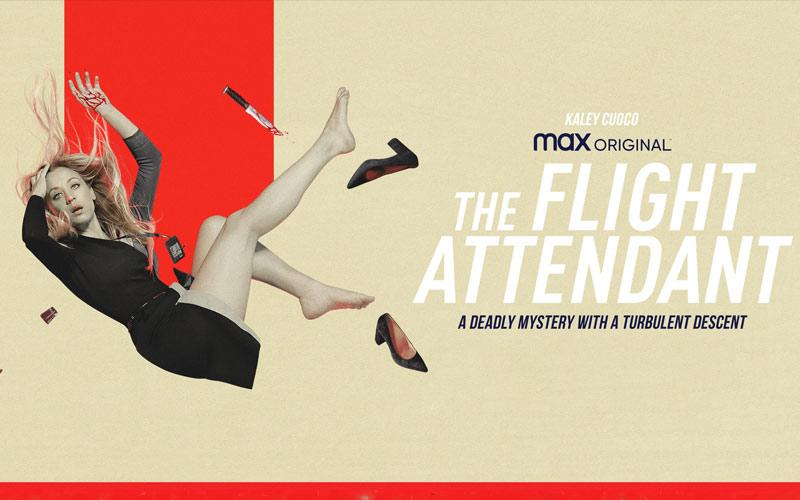 ดูซีรี่ย์ออนไลน์ The Flight Attendant