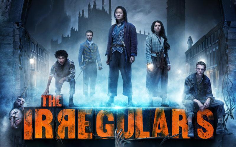 ดูซีรี่ย์ออนไลน์ The Irregulars แก๊งนักสืบไม่ธรรมดา