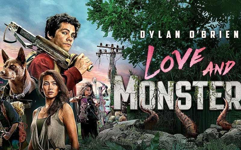 ดูซีรี่ย์ออนไลน์ Love and Monsters