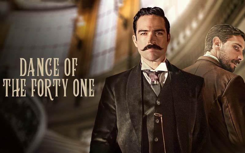 ดูซีรี่ย์ออนไลน์ Dance of the forty one Netflix