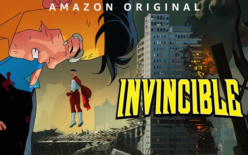 ดูซีรี่ย์ออนไลน์ Invincible SS1